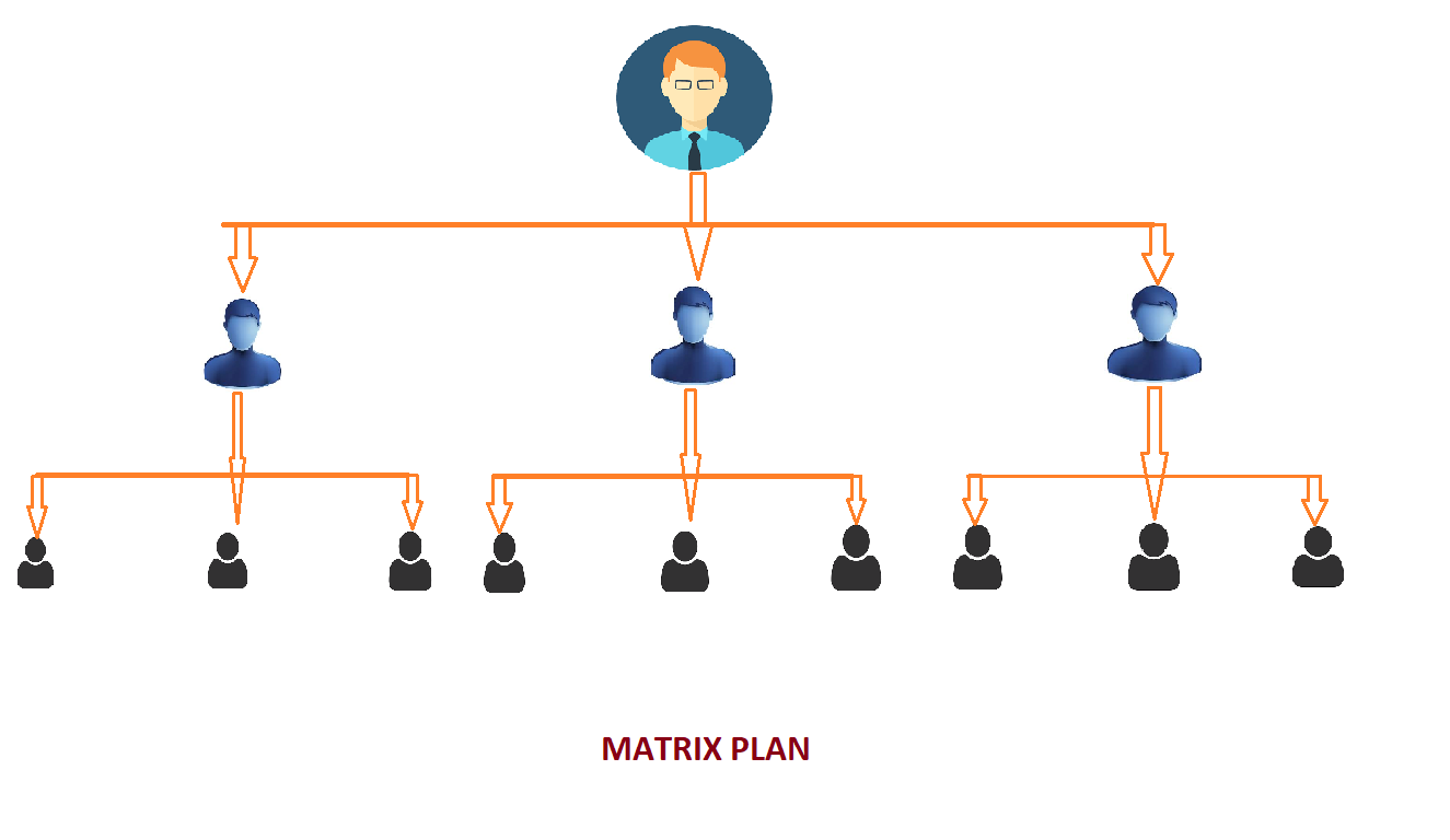 MLM - MATRIX PLAN